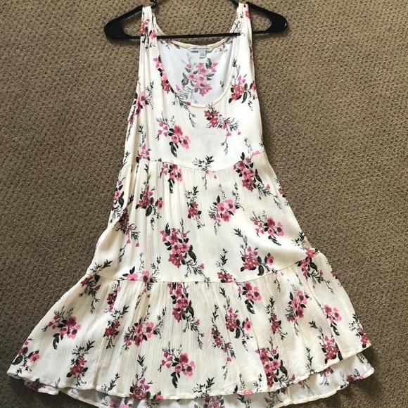 0a200073ff87a American Eagle Outfitters Dresses   Flowy Cute Dress   Poshmark